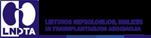 Lietuvos Nefrologijos, dializės ir transplantacijos asociacija logo